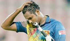 Angelo Mathews exits World T20 as Sri Lanka's tragic hero