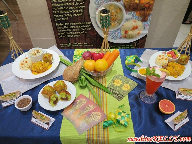 Cheesy Ceria Chicken For Ramadan & Raya