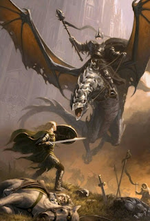 Eowyn Lord of the Rings I am no man