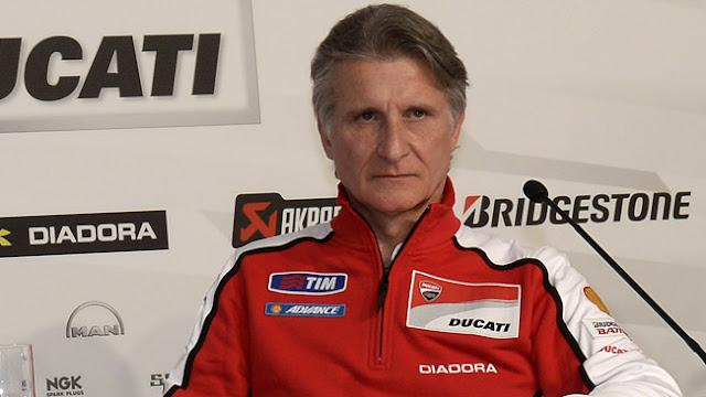 Larangan Sayap Motor, Bos Ducati Marah
