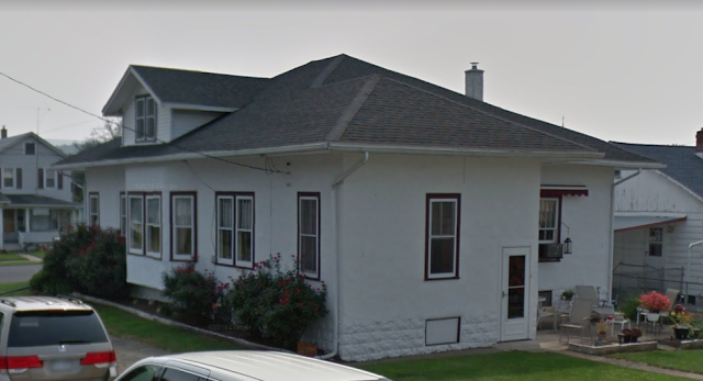 Probable Sears Hawthorne  • 1401 Spring Garden Avenue, Berwick, Pennsylvania