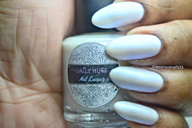 Daily Hues Nail Lacquer Limited Edition #6