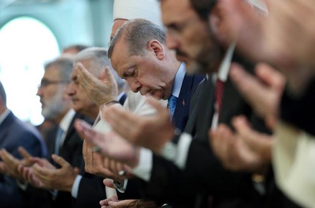 Ερντογάν: Δεν είδε, δεν άκουσε, υποκρισία με νέο παραλήρημα…