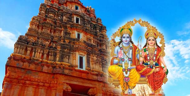 శ్రీ కోదండరామాలయం అభివృద్ధి పనులు వేగవంతం