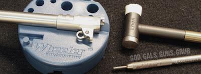 God Gals Guns Grub Wheeler Engineering Universal Bench