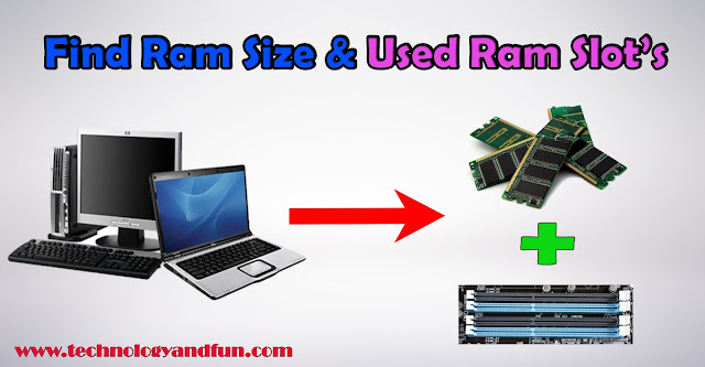 Find Ram No Of Slot
