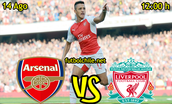 Ver stream hd youtube facebook movil android ios iphone table ipad windows mac linux resultado en vivo, online: Arsenal vs Liverpool