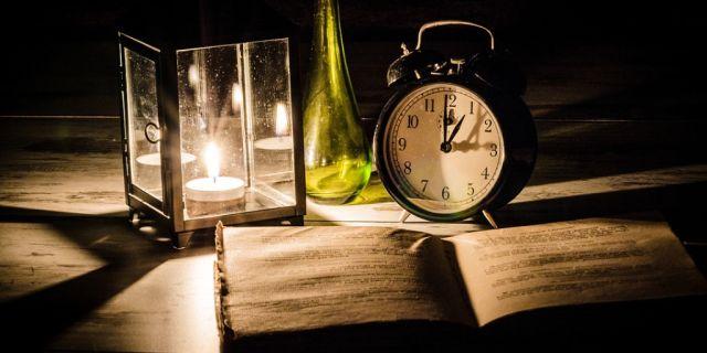 Reloj de noche