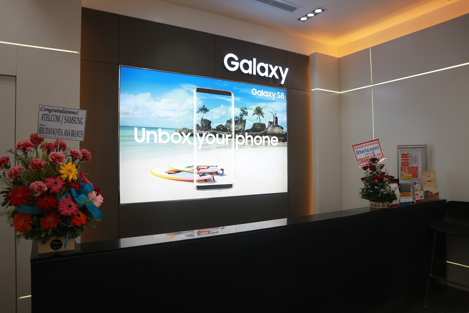 Samsung Experience Store opens in Davao