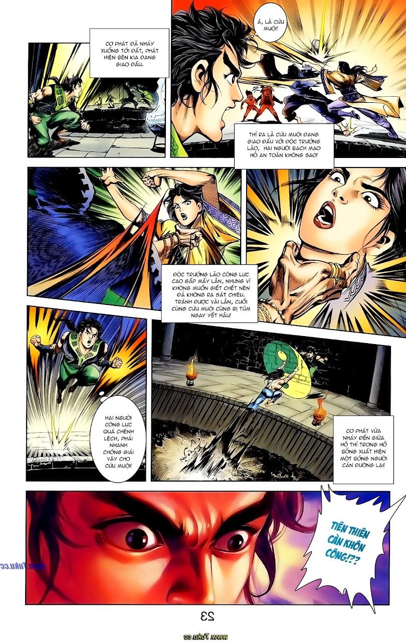 Cơ Phát Khai Chu Bản chapter 112 trang 31