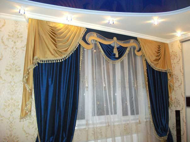 The Best Types Of Curtains And Curtain Design Styles 2018, Luxury Curtain  Design