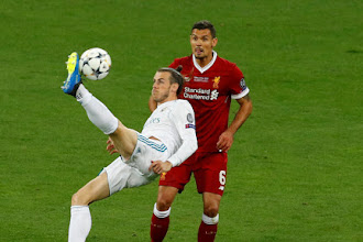 Real Madrid Clinch Third Straight Champions League, Beat Liverpool 3-1 In Kiev