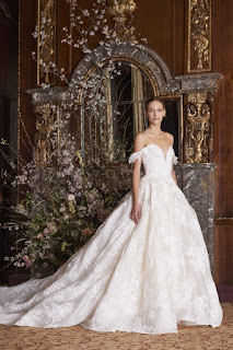 wedding dress- lhuillier