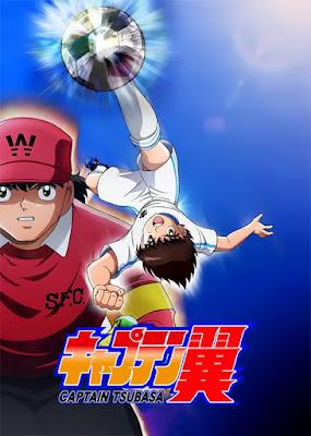 Captain Tsubasa (2018) (Super Campeones) Anime Sub Español