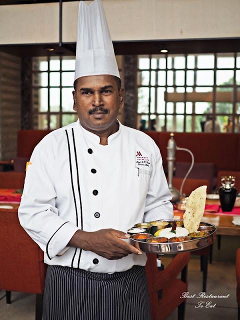 Banana Leaf Rice Promotion Putrajaya Chef