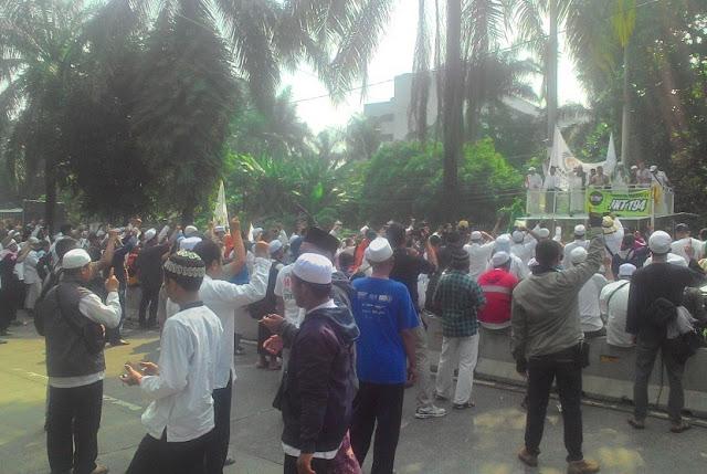 FPI dan Ormas Islam Dukung Hakim Beri Hukuman Tegas pada Ahok