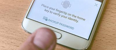(Tips) Hal-hal yang Harus di Hindari Agar Fingerprint HP Awet