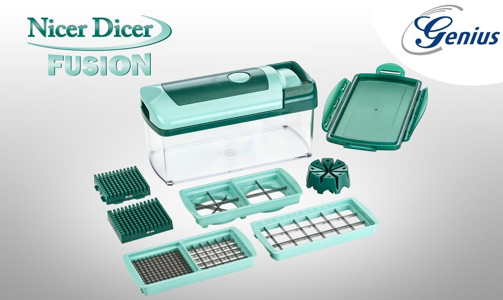 onlinesbuys nicer dicer fusion chopper slicer. Black Bedroom Furniture Sets. Home Design Ideas