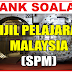Download Soalan Peperiksaan SEJARAH Percubaan SPM 2018 MRSM