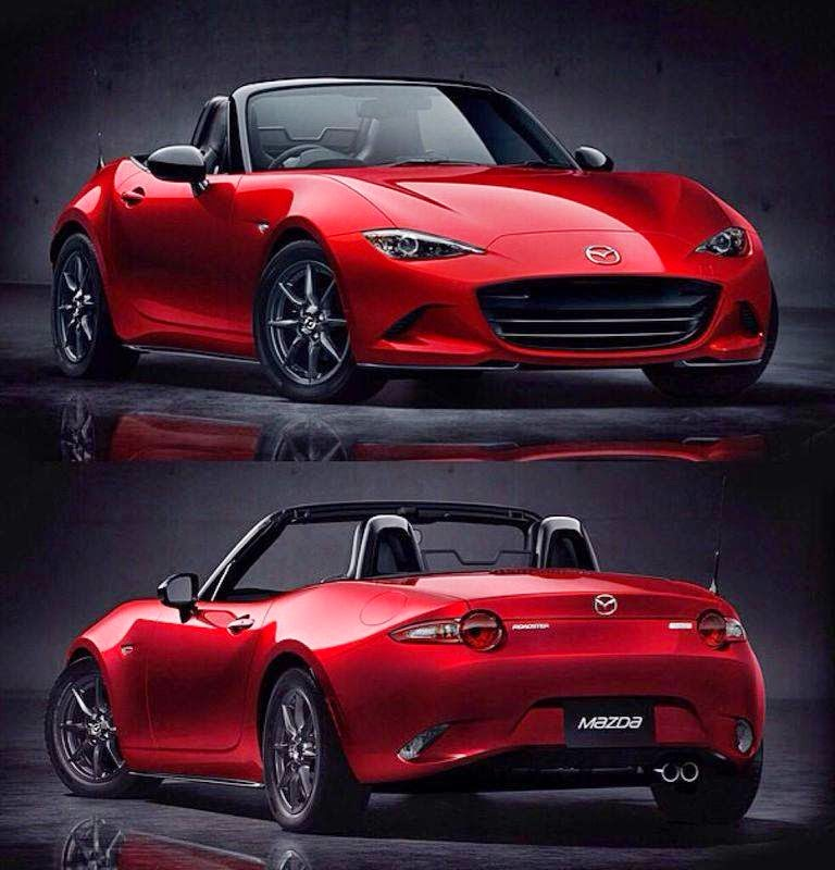 The Layman Auto: The Mazda MX-5 ND...Long Live The Roadster
