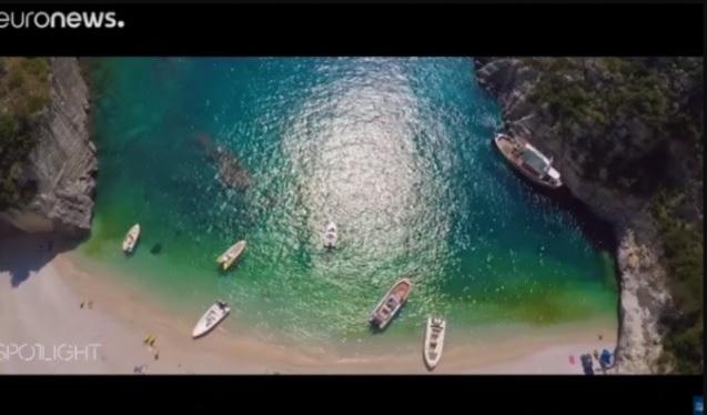 Albania Tourism in eye of Euronews
