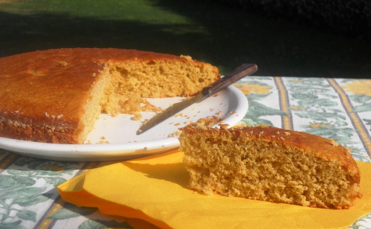 Preferenza Vadoin CUCINA: Torta leggera con d'avena e orzo KR46
