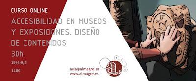 30 horas de duración, 19 de abril a 9 de mayo. 110 euros. www.almagre.es  aula@almagre.es