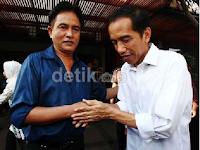 """Akhirnya """"Jokowi Ketakutan Disemprot Yusril Ihza Mahendra"""""""