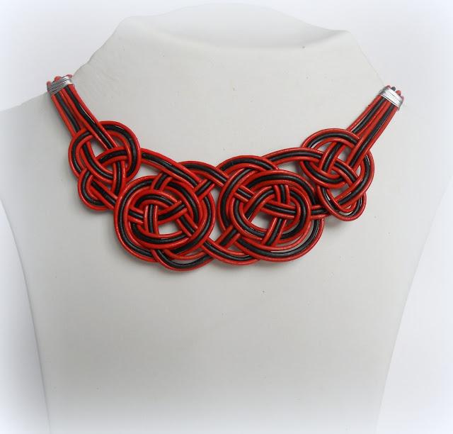 collar nudo celta