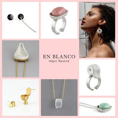 colección de joyas En Blanco