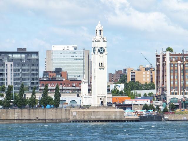 Tour de la Horloge, Montréal, Canada, Voyages, Travel, Landscapes, TravelBlogger