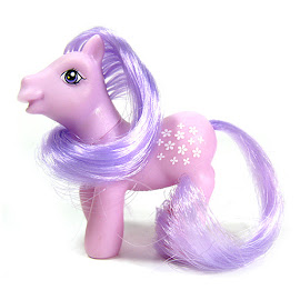 MLP Blossom Dolly Mix Series 1 G1 Retro Pony