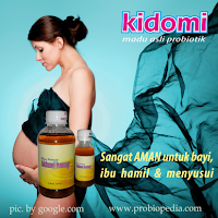 Merk madu asli probiotik untuk bayi dan anak
