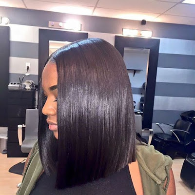 African Bob Weave Hairstyles For Black Women