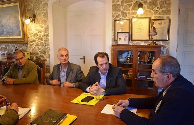 2.200.000€ συνολικά στους Δήμους Επιδαύρου και Ερμιονίδας για την αντιμετώπιση των συνεπειών των καταστροφών