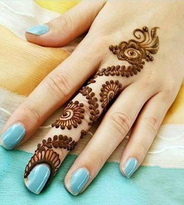 Top Ten Simple Henna Designs Ten Simple Beautiful Henna