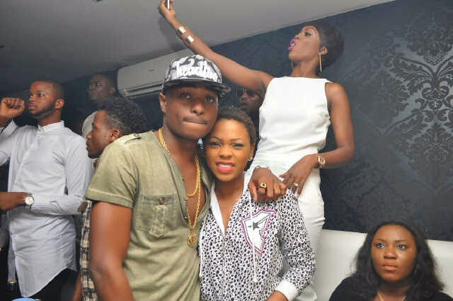 j Don Jazzy, Tiwa Savage, others @ The Place for #MTNCelebDouble rave