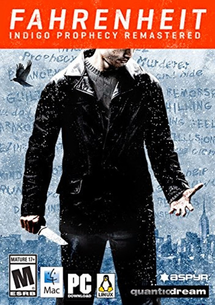 Fahrenheit Indigo Prophecy Remastered ESPAÑOL PC Full