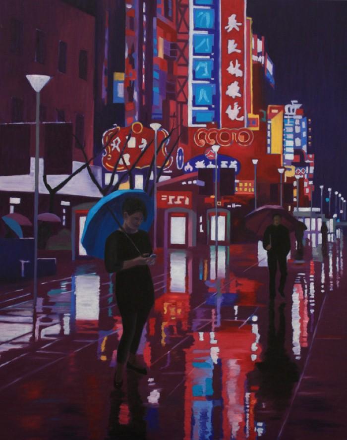 Талантливый британский художник. Paul Wilson 15