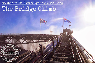 Sydney Harbour Bridge Climb Review