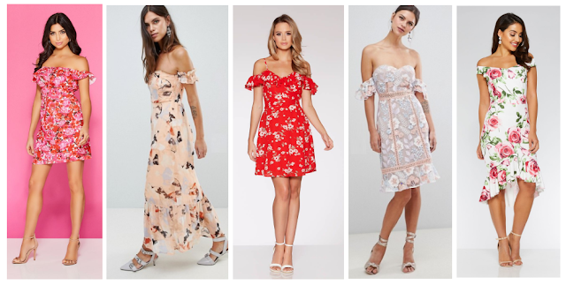 Top 5 Dress Trends Summer 2018 - Bardot Dresses