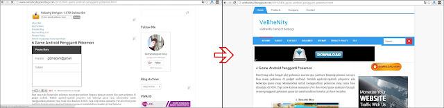 kloning blog demi adsense bug
