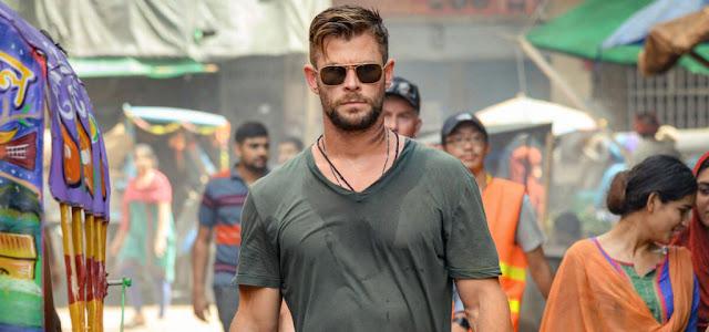 Extraction: Netflix lança primeiro trailer de novo filme com Chris Hemsworth
