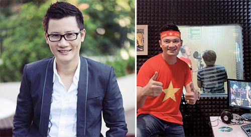 Nghệ sĩ Việt mong người hâm mộ không trách cầu thủ và tin đội nhà sẽ vô địch