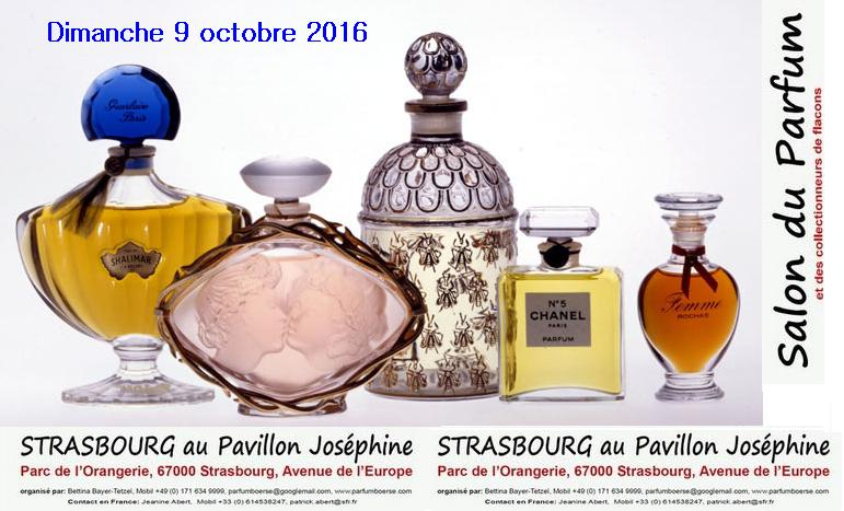 Organisateur Du Salon Du Flacon A Parfum De Milly La Foret