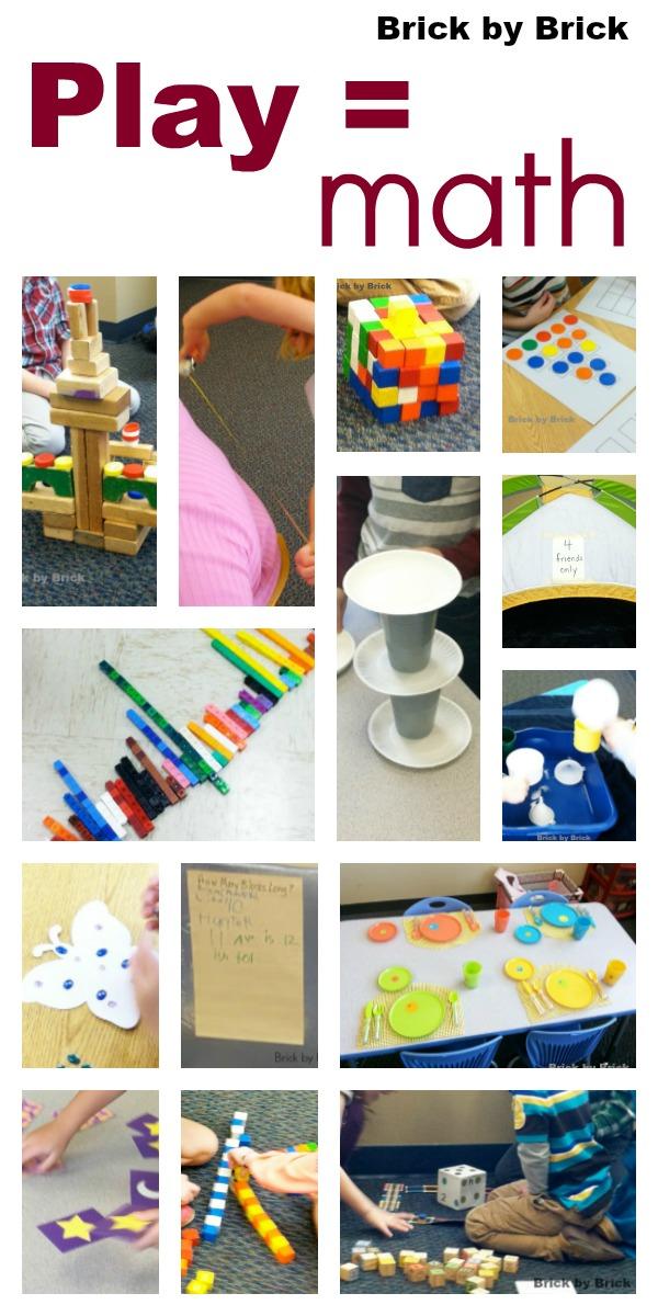 Play = Math (Brick by Brick)