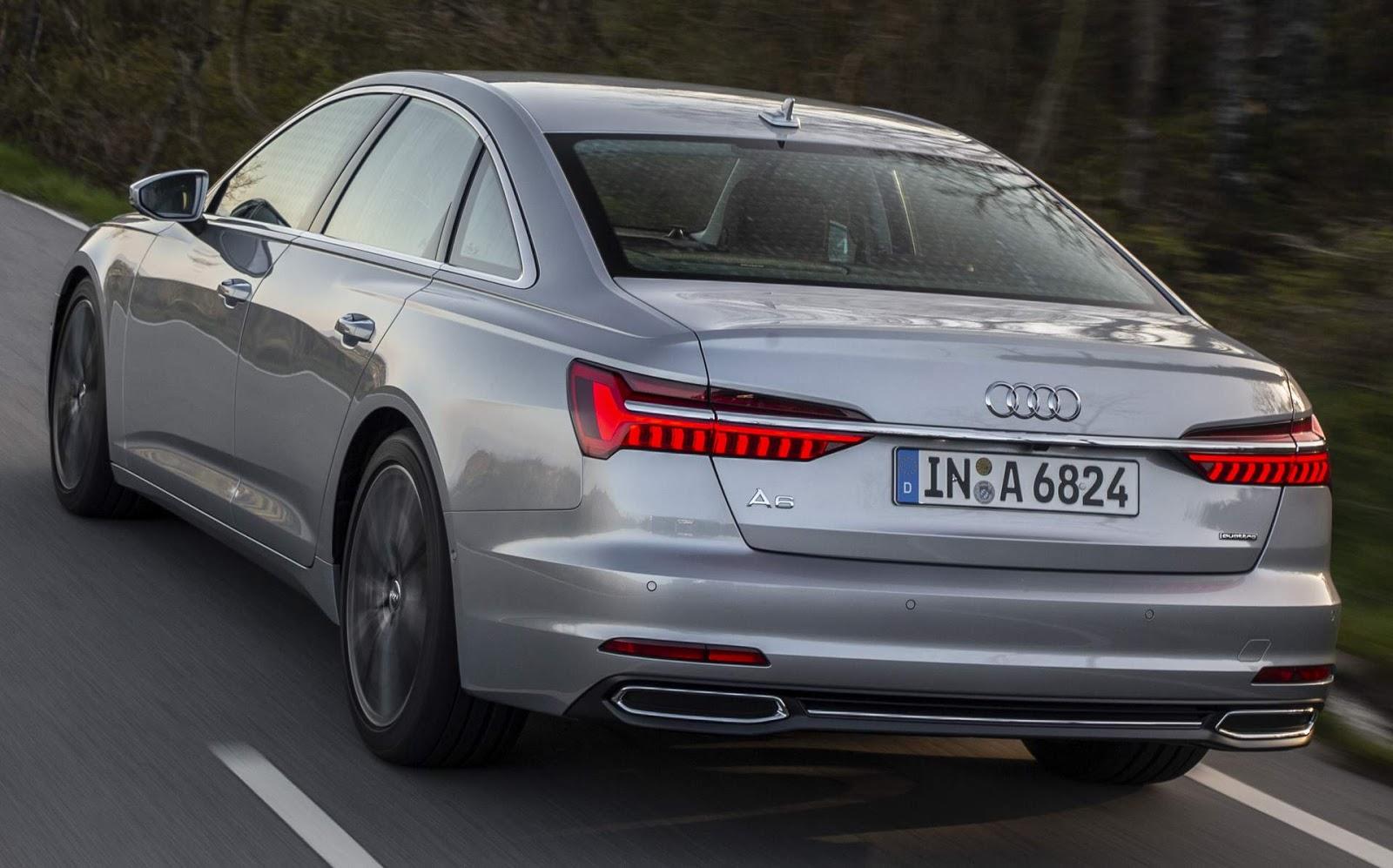 Novo Audi A6 Comeca A Ser Vendido No Brasil Em 2019 Car Blog Br