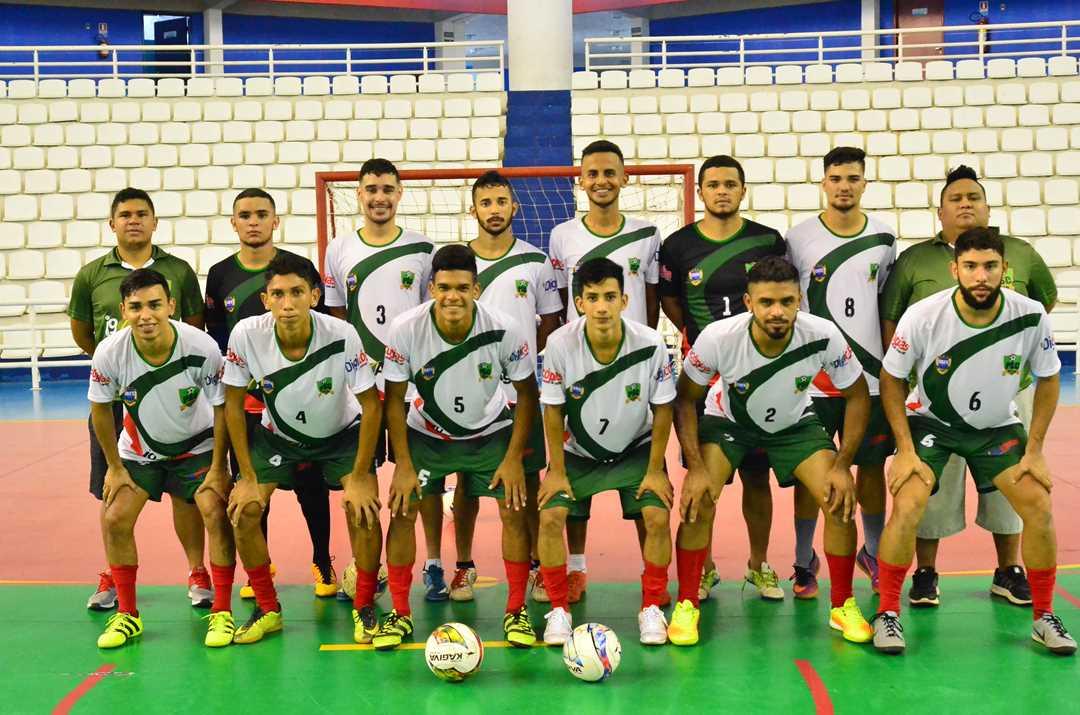 fd787bca8e87e ... oito equipes vão disputar uma das principais competições de Futsal Sub- 20 do Brasil