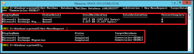 "Get-Mailbox -Database ""Mailbox Database 1601282397"" -arbitration 
