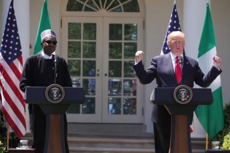 Trump To Buhari: Killing Of Christians In Nigeria Must Stop